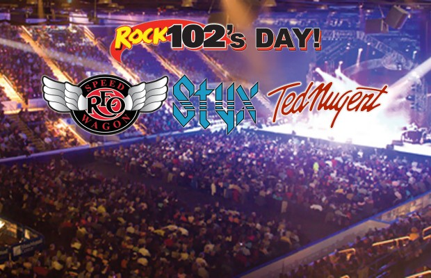 Rock 102's Day Pre-Party