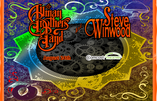 The Allman Brothers Band and Steve Winwood