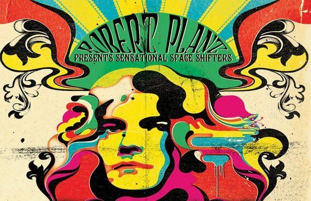Robert Plant presents The Sensational Space Shifters