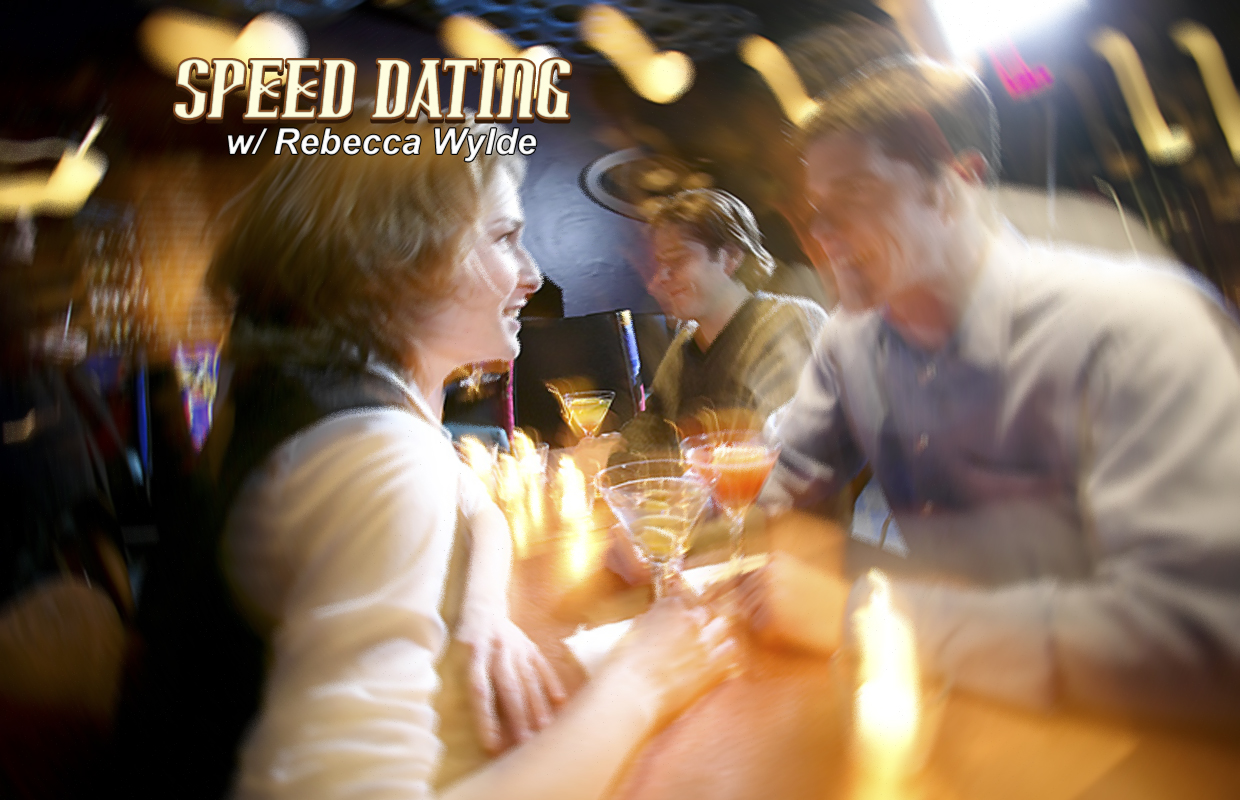 What is a speed dating definition