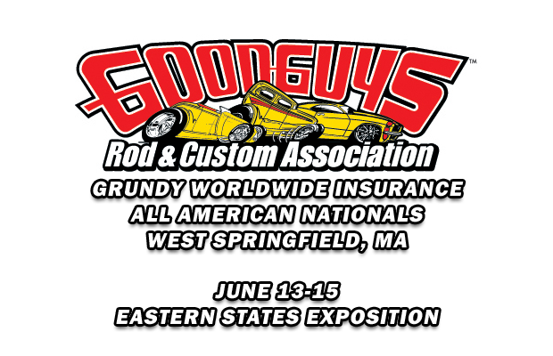 Win a 4-Pack of Tickets to the Goodguys All American Nationals!